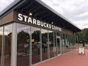Starbucks Installation